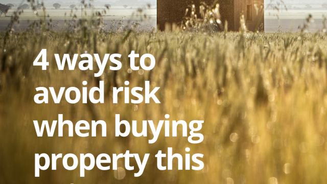 4 ways to avoid risk when buying property this autumn