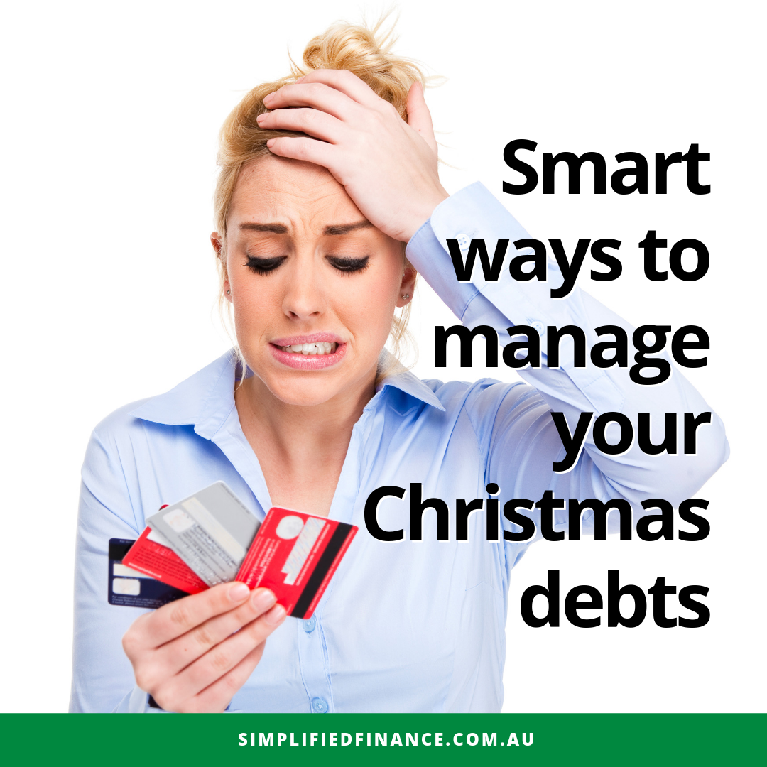 Smart ways to manage your Christmas debts