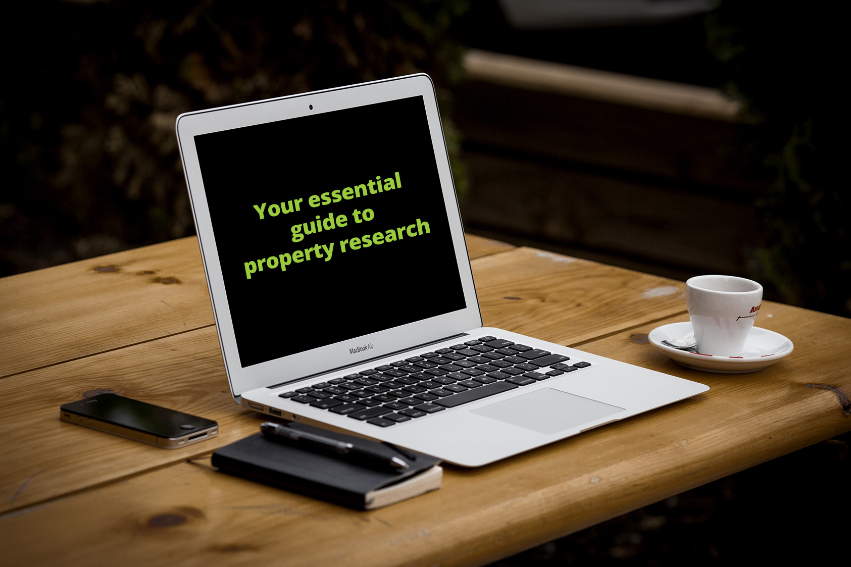 Essential guide to property research