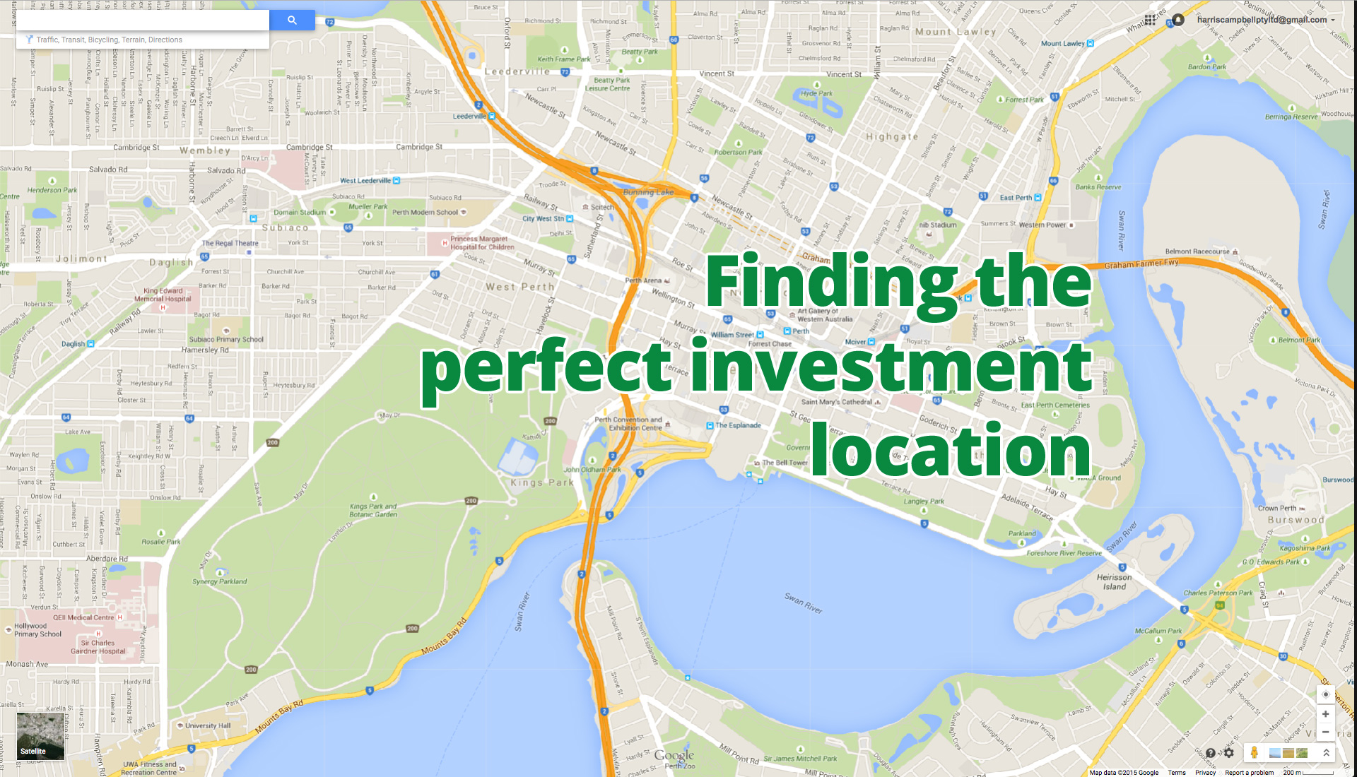 Finding the perfect investment location