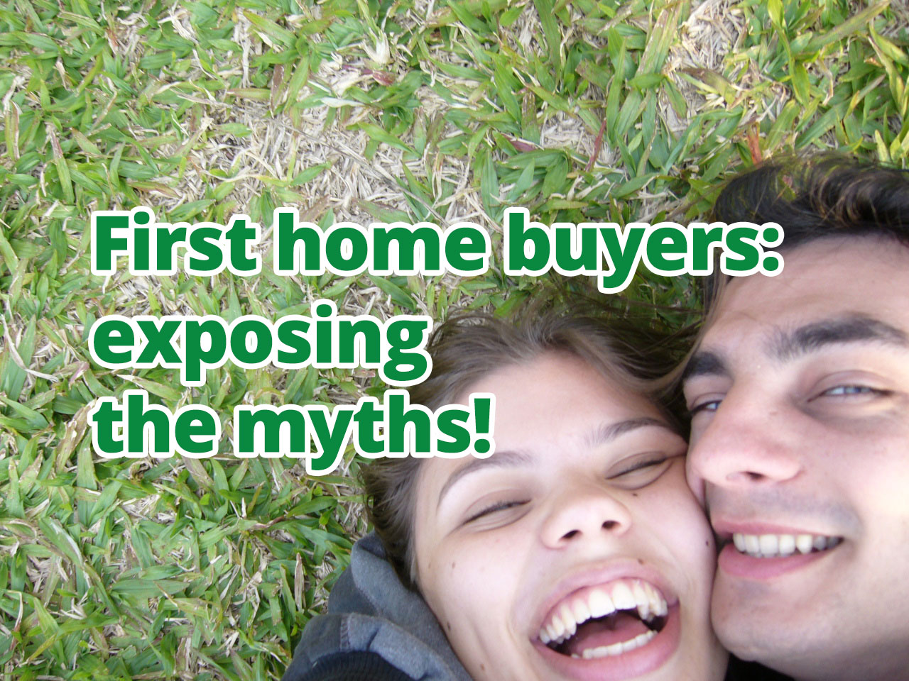 First home buyers: exposing the myths