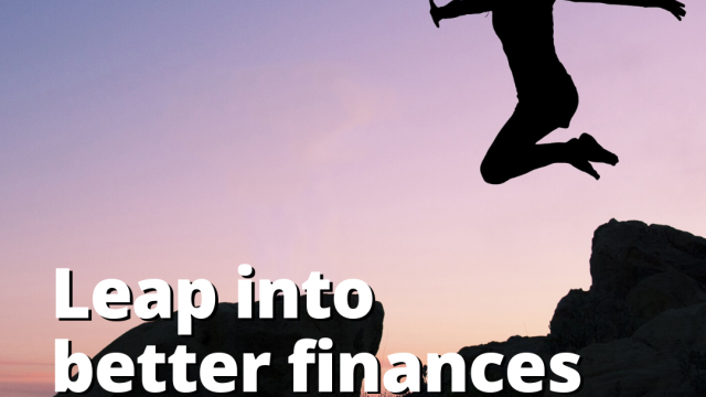 Leap into better finances for 2020