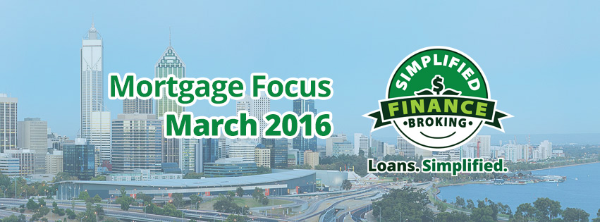 Mortgage focus - March 2016