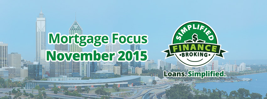 Mortgage focus - November 2015