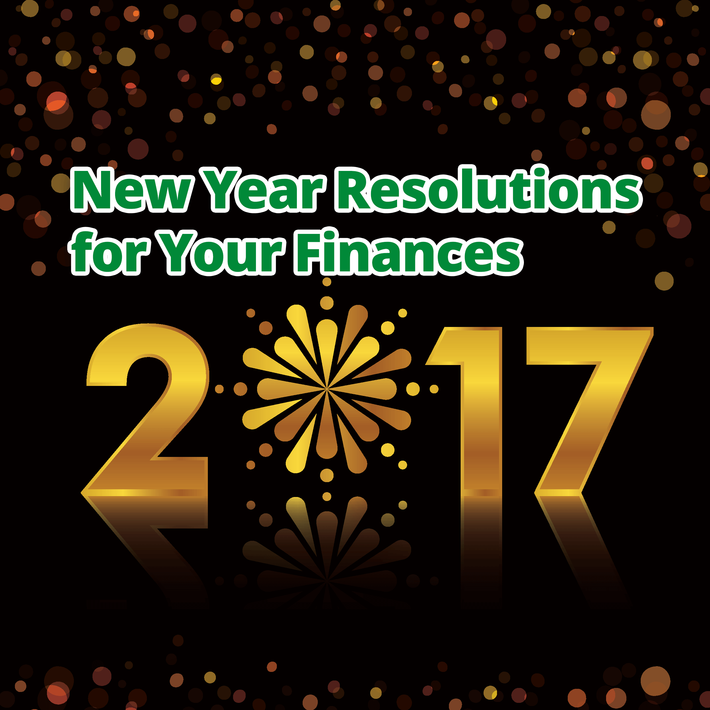 New Year Resolutions for Your Finances