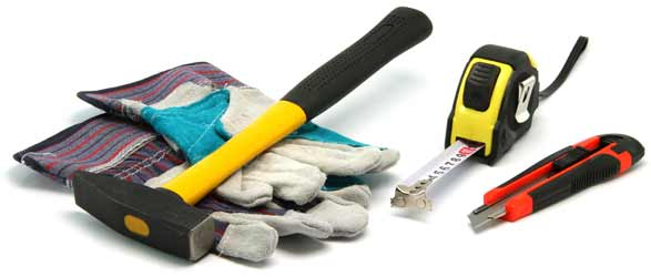 DIY renovation tools