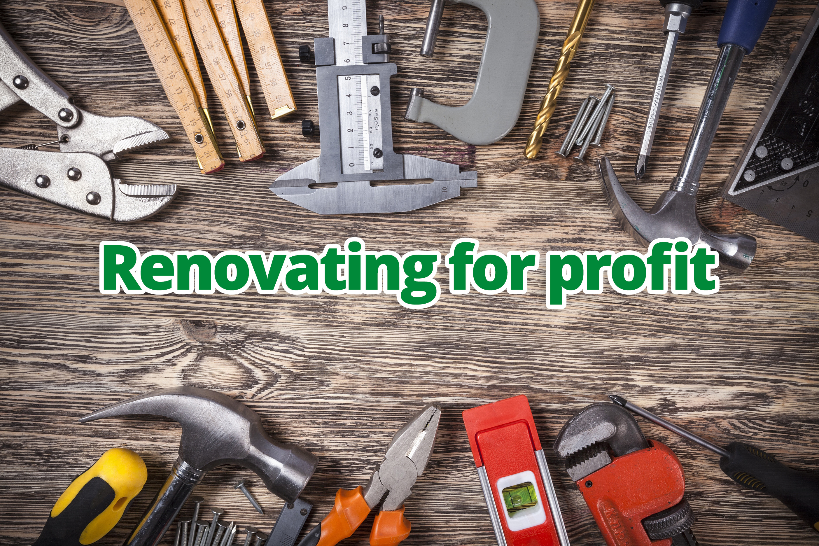Renovating for profit: 5 tips to minimise your risks and maximise your gains