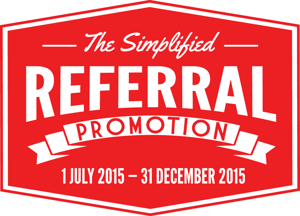 Simplified Referral Promotion